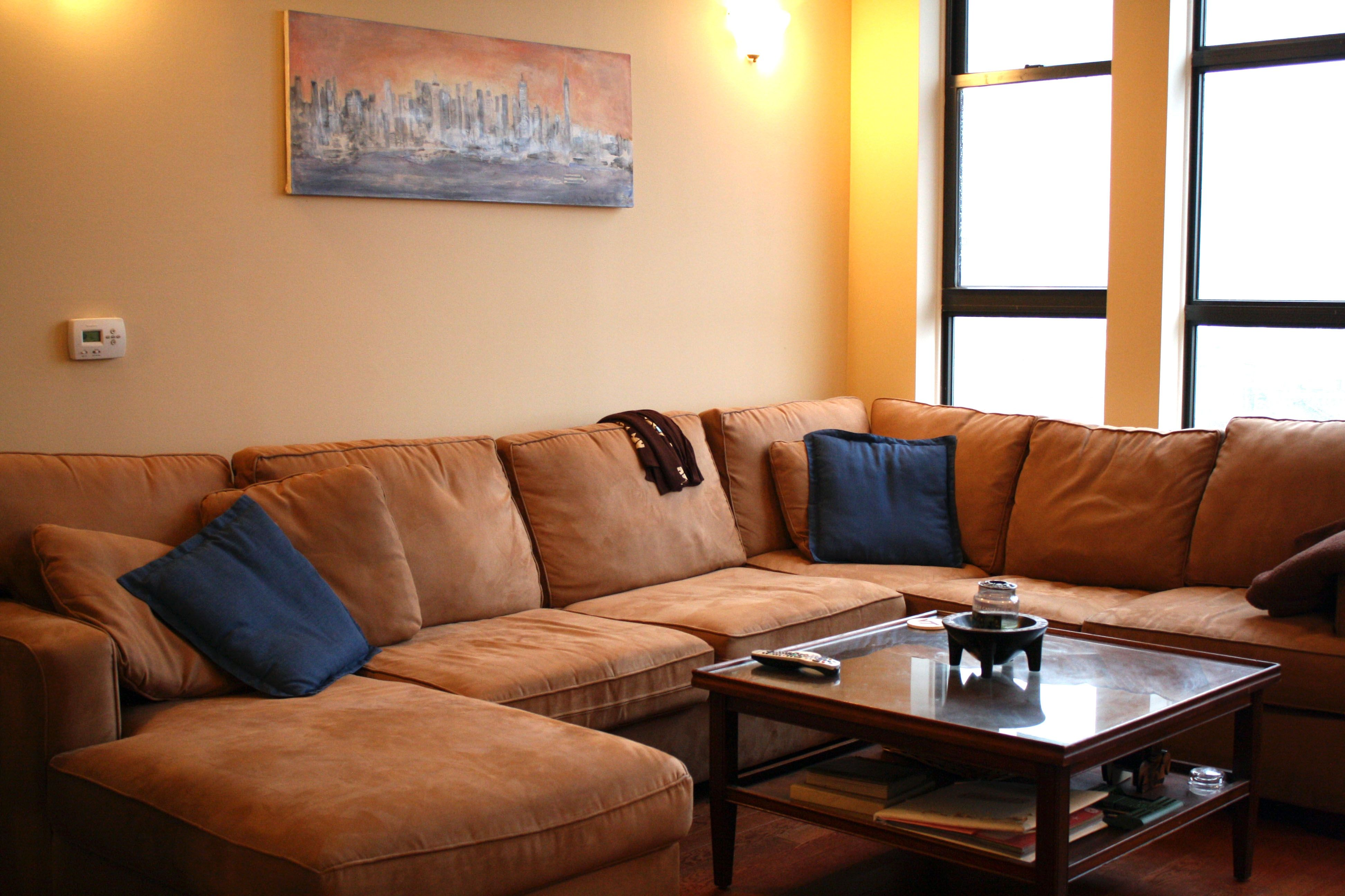 Coffee Table For Sectional With Chaise