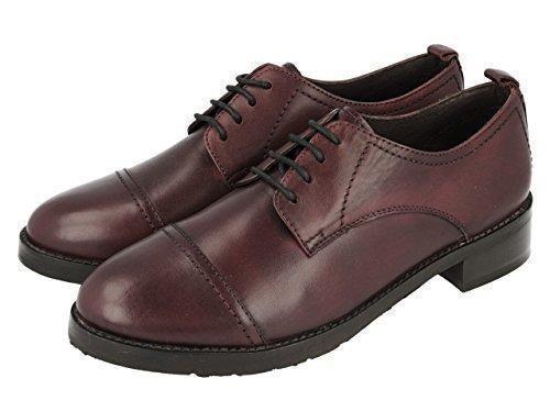 Gioseppo Crooked - Zapatos para Mujer, Color Negro, Talla 37
