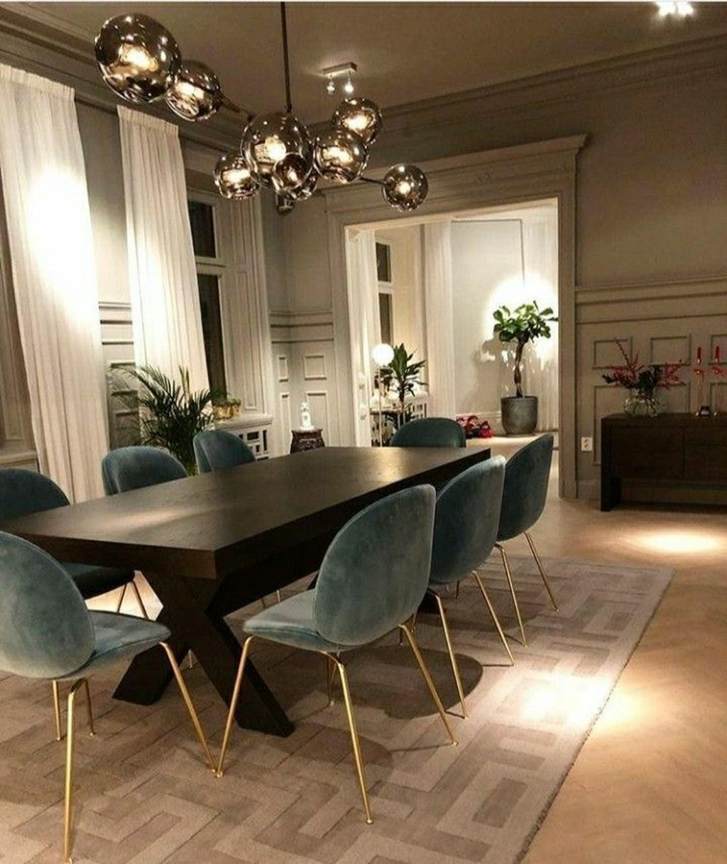 20 Spectacular Lighting Design Ideas For Awesome Dining Room