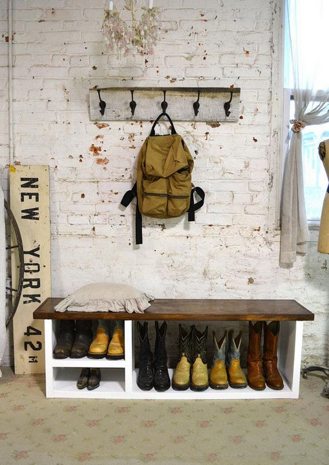 Practical Shoes Rack Design Ideas For Small Homes Diy Shoe Rack Bench With Shoe Storage Build Shoe Storage