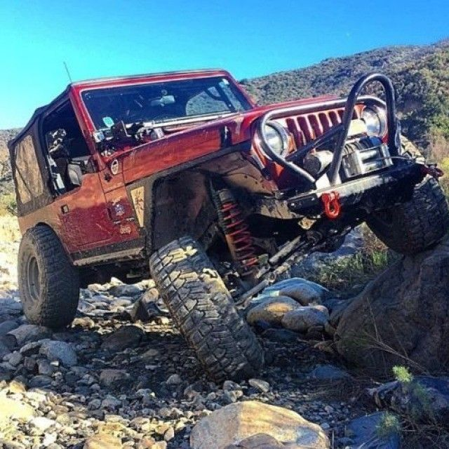 Motostew4x4association S Photo Can Your Jeep Do This