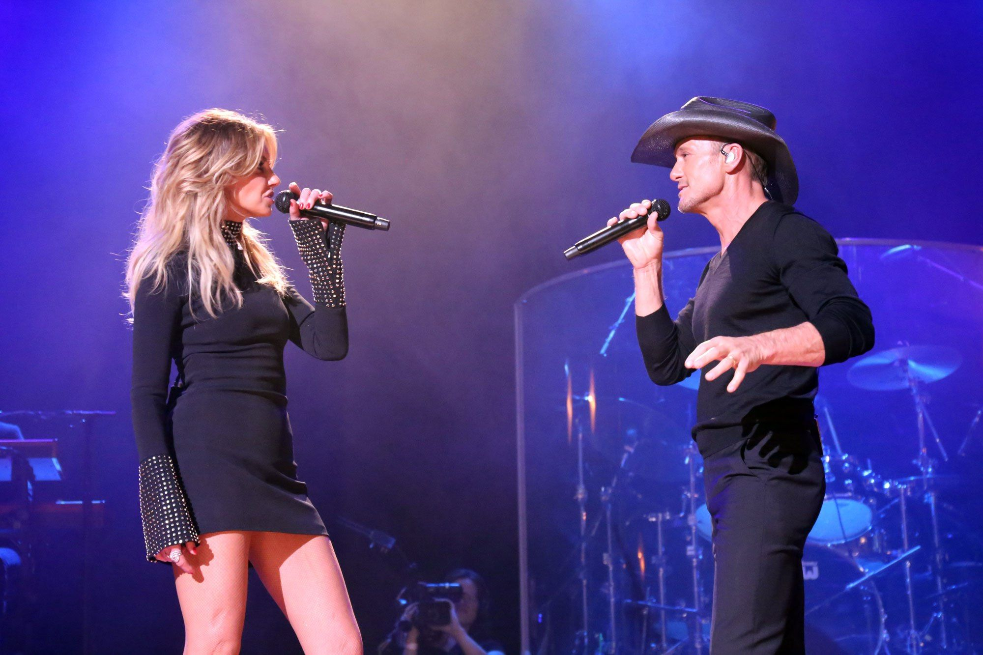 Tim McGraw And Faith Hill Announce First Joint Tour In A Decade At Surprise Nashville Show