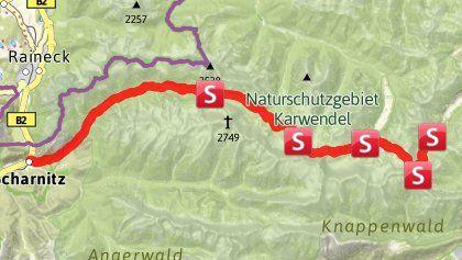 Unsere Karwendl Tour Karwendel Naturschutzgebiet Und Achensee