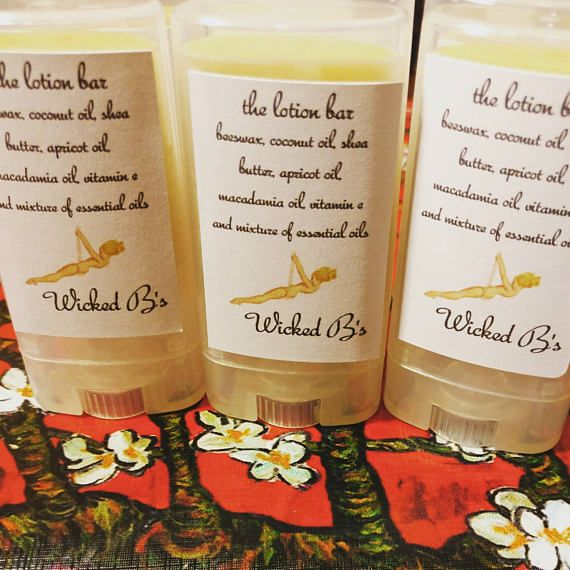 Check out this item in my Etsy shop https://www.etsy.com/listing/524590739/the-lotion-bar