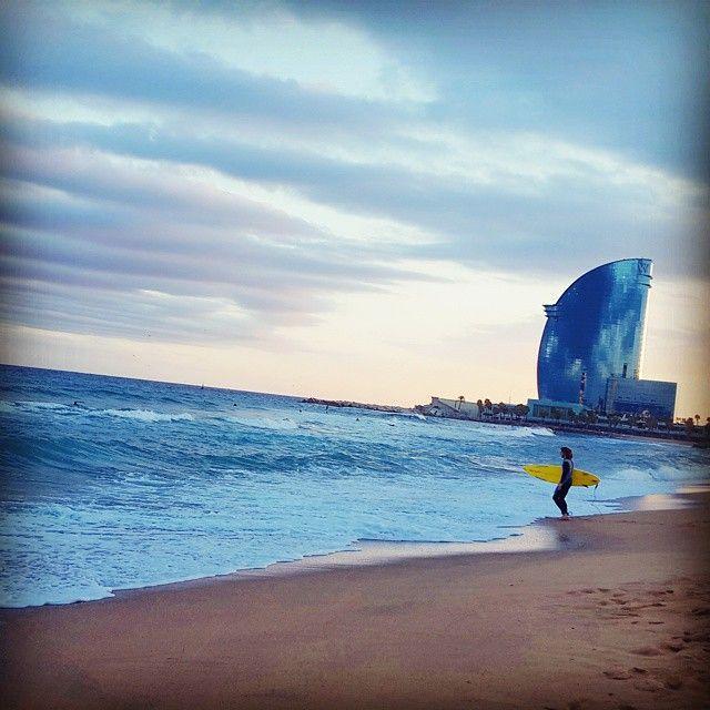 To travel is to live!!!!  . . . #Barcelona #Holiday #Spanyol #Espańyol #Spain #Travelling #Traveller #Beach #Surfing #Traveller #TravellingLovers #InstaFoto #InstaPics #InstaPhotos #Pics #Photos #Photography #Likeforlike #Followforfollow #Followme #EuropeTrip #InstraTravelling #Europe #iLoveTravelling by kikiannasihombing