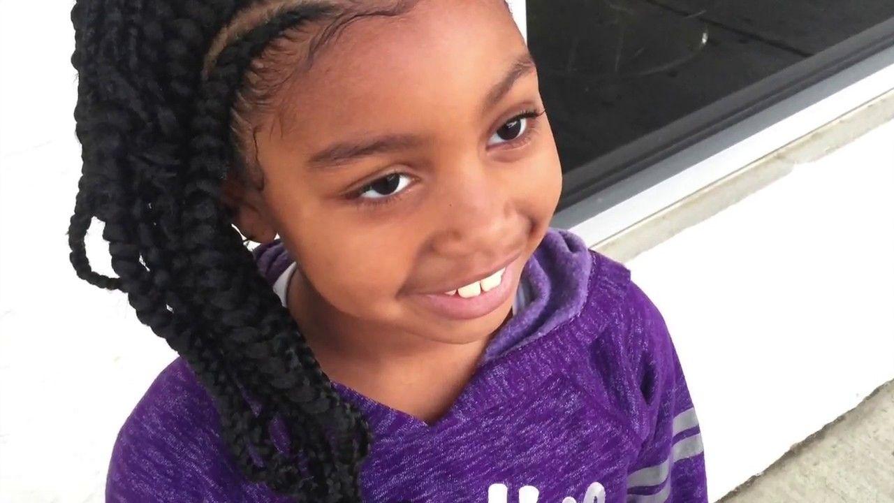 Kids braid style hairspiration pinterest kid braid styles