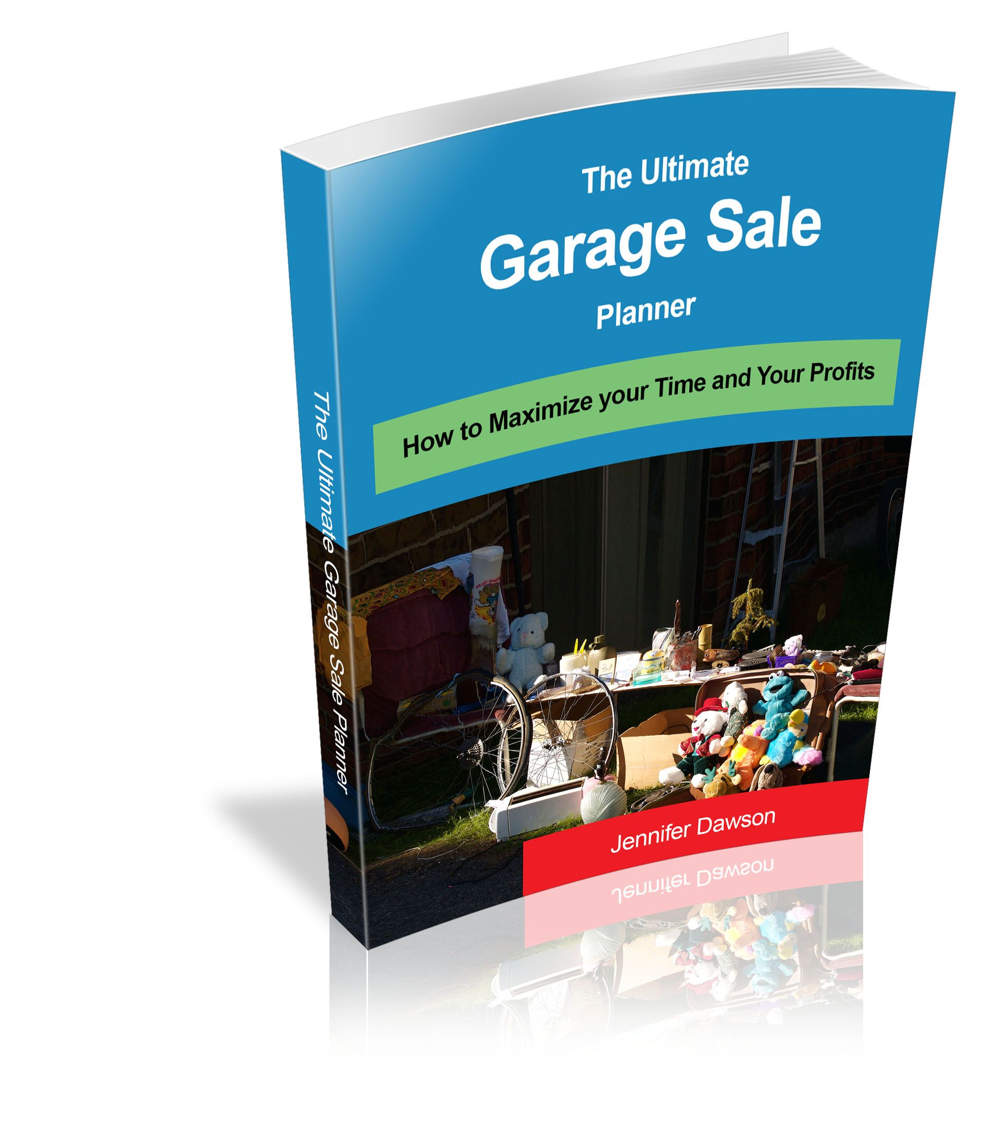The Ultimate Garage Sale Planner Garage Sales Ultimate Garage Planner
