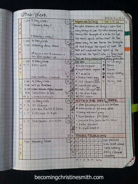 Diy Notebook Calendar : Diy planner google search get organized pinterest