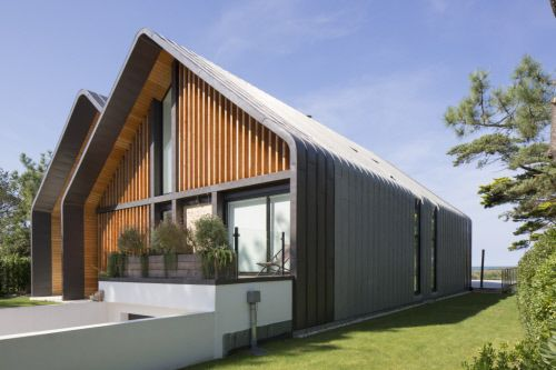 Private house in Anglet (France) by Rebeyrol Didier ...