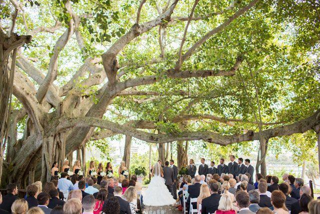 Jupiter Lighthouse Wedding Ceremony Desireedawnevents