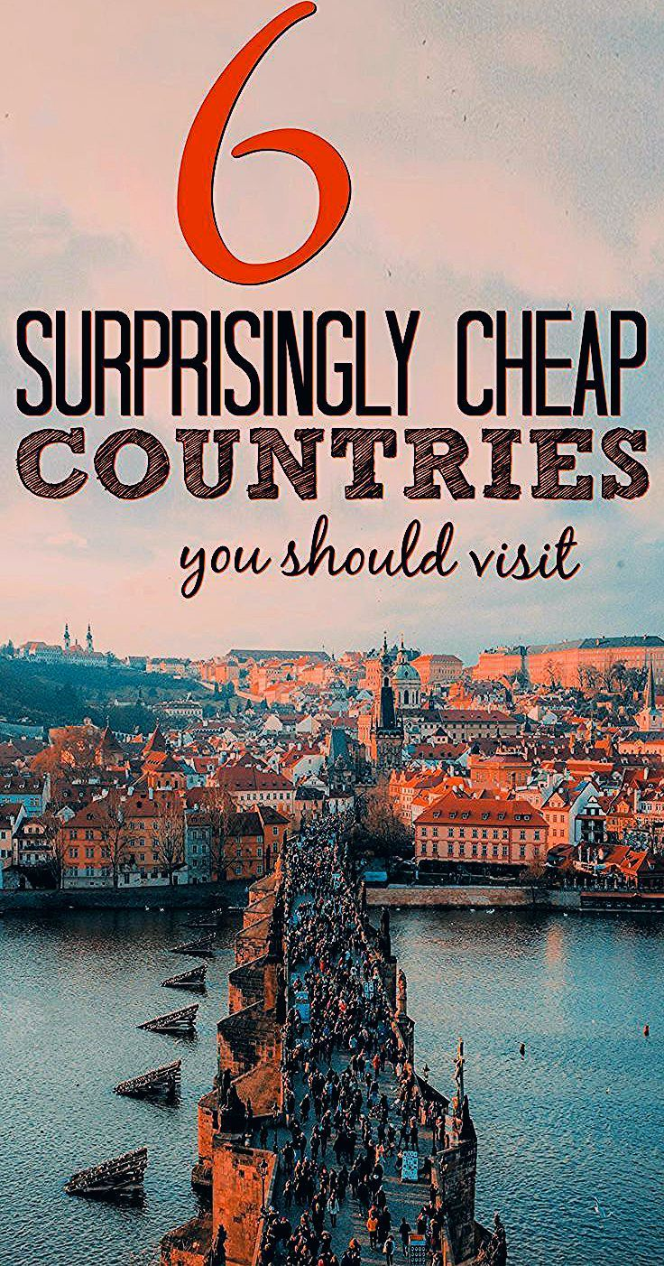 Photo of 6 Incredible Countries You Can Actually Visit On A Budget