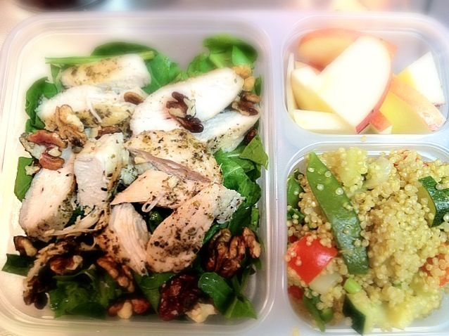 レシピとお料理がひらめくSnapDish - 17件のもぐもぐ - Today's Lunchbox by 6畳フィットネス