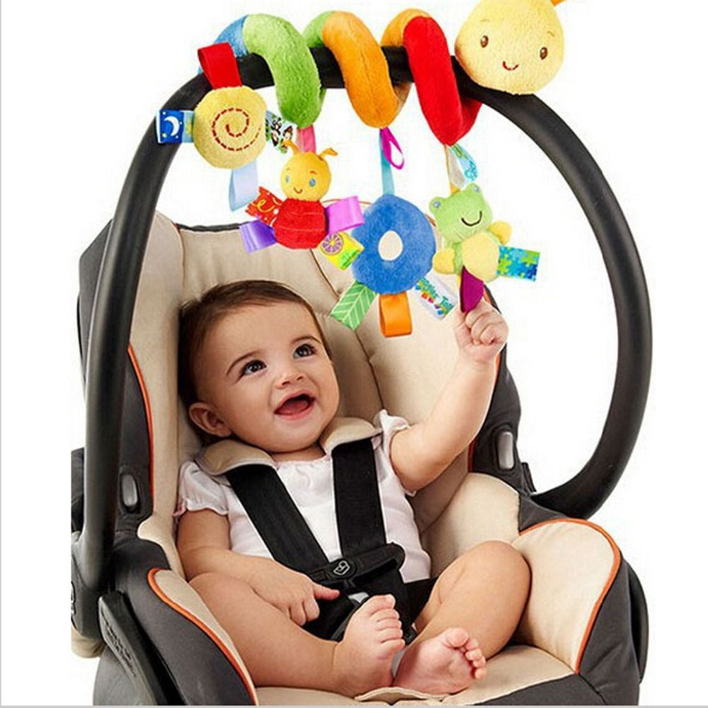 Car mirror hanging toys  Hanging Baby Rattles  Dolls and Stuffed Toys  Pinterest  Baby