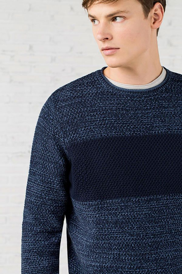 Springfield Pullover Sweater Hombre