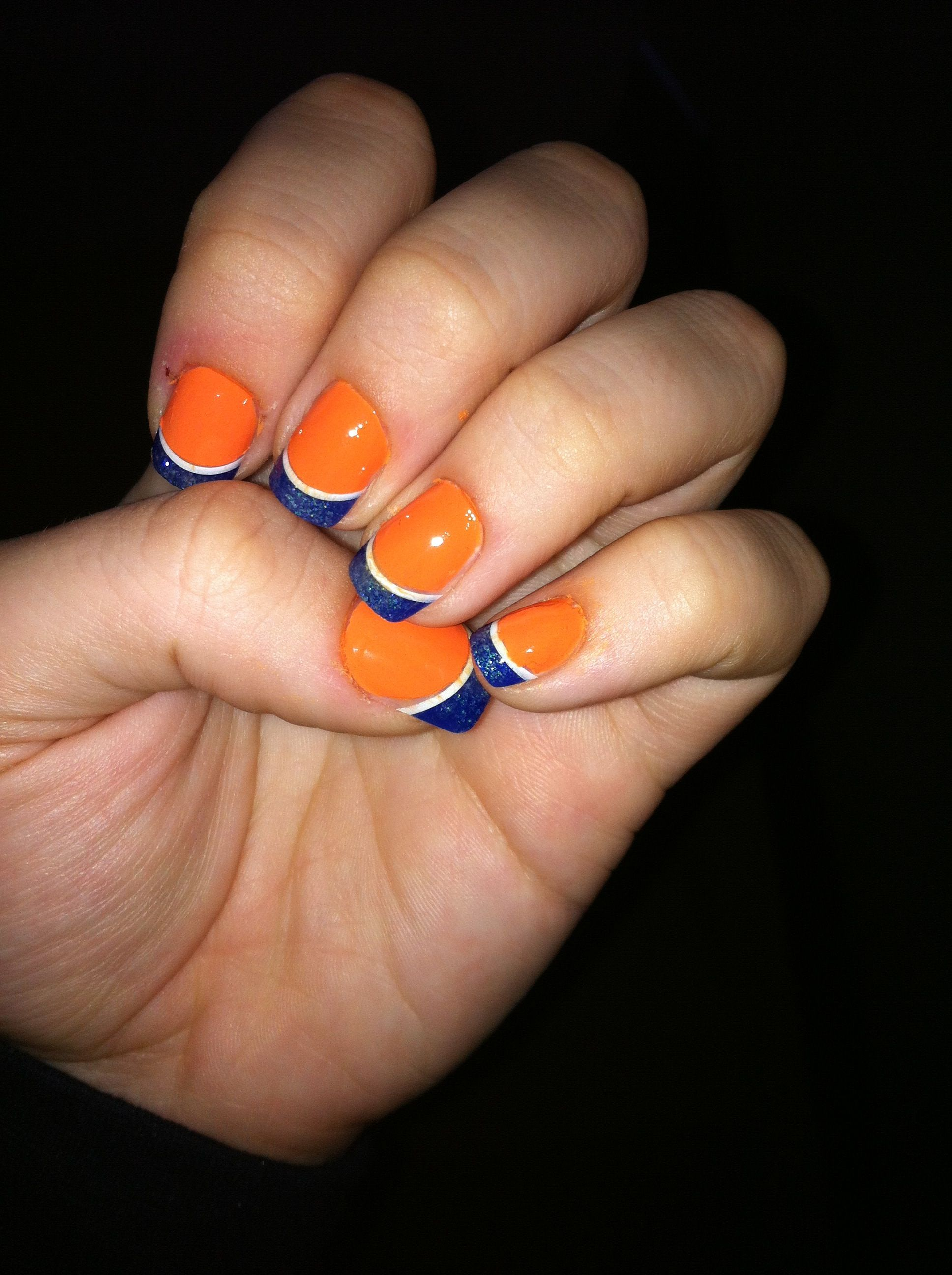 Edmonton Oilers nails @edmonton oilers | for those of the female ...