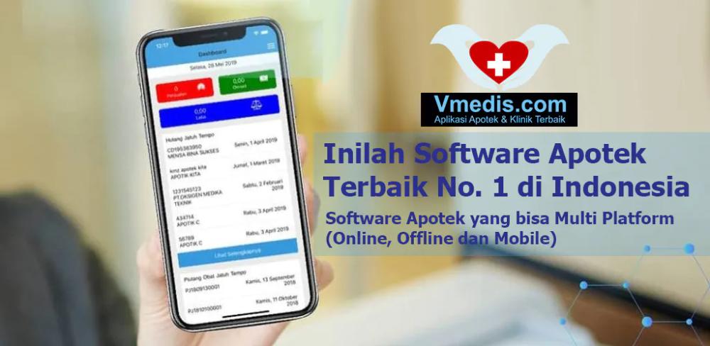 Vendor Aplikasi Apotek Vmedis Com Aplikasi Apotek Klinik Terbaik Aplikasi Sistem Informasi Manajemen Android