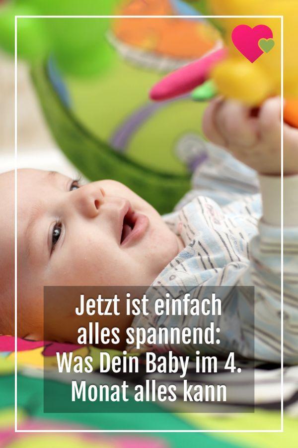 Baby Stützt Sich In Bauchlage Nicht Ab