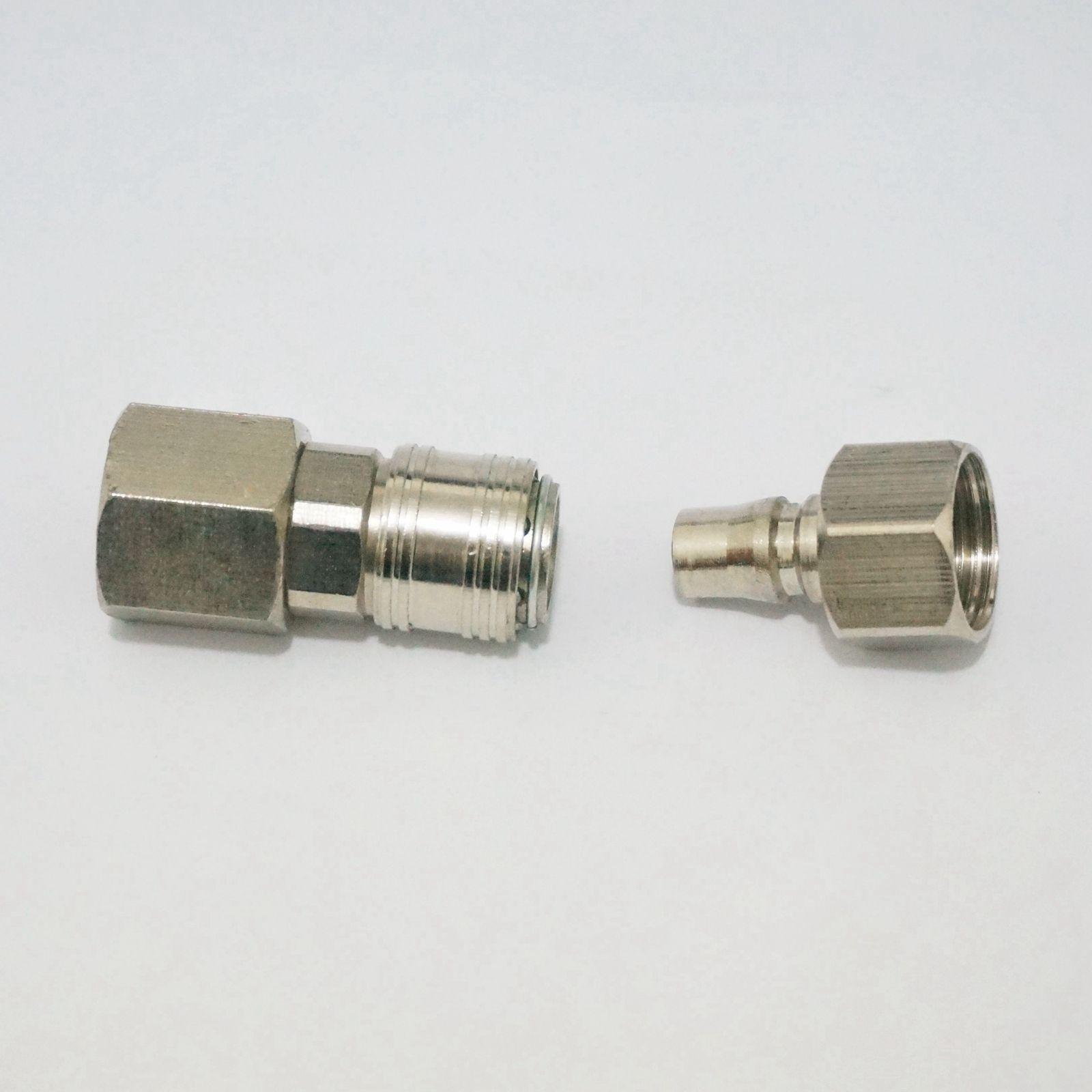 "Pneumatic SF40+PF40 1/2"" BSP Thread Air Compressor Hose"