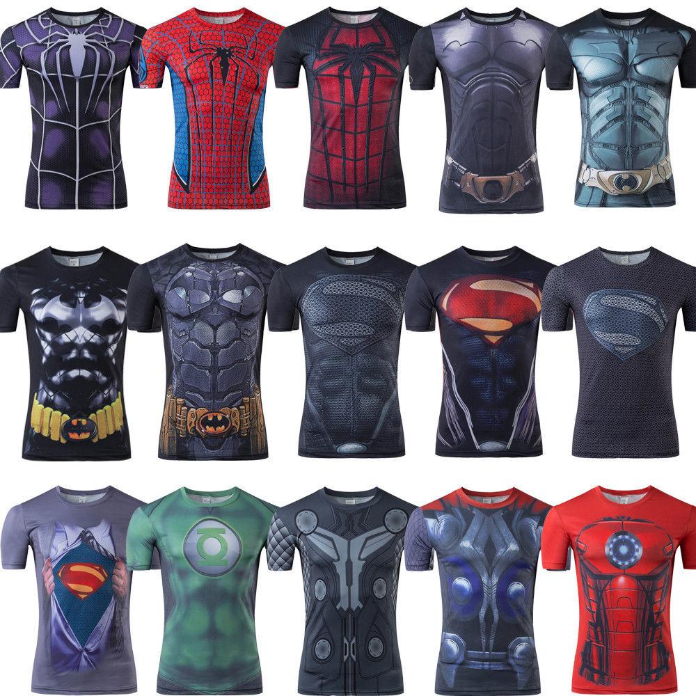 comic super heroes,Avengers MARVEL t shirts //adults