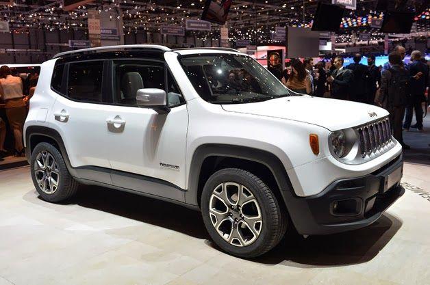 Nuevo Jeep Renegade Jeep Renegade Jeep Jeep Sport