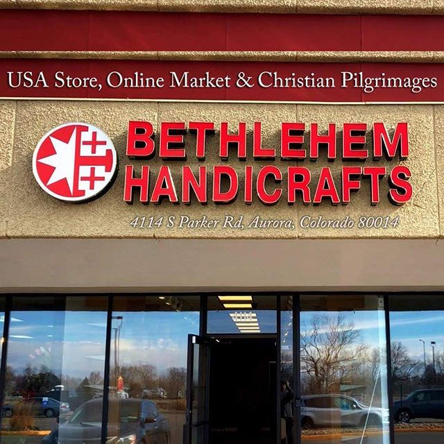 Bethlehem Handicrafts Is The First Olive Wood Store In The Usa With