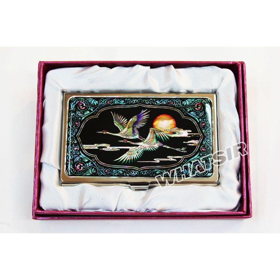 http://zoquna.com/korean-antique-business-name-card-holder-mother-of ...