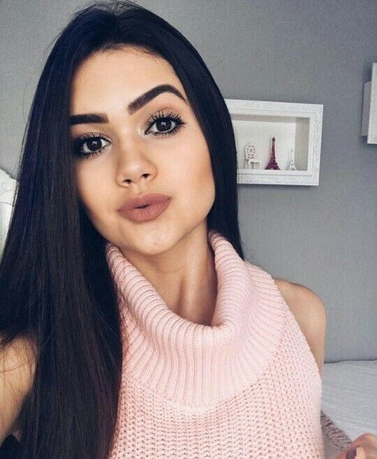 Franciny Ehlke ~ Franciny Ehlke Franciny Ehlke Pinterest Makeup, Selfies and Face