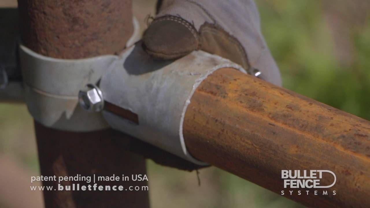 BulletFence 30SPOT | Farm Fences in 2019 | Fence, Pipe fence, Farm fence