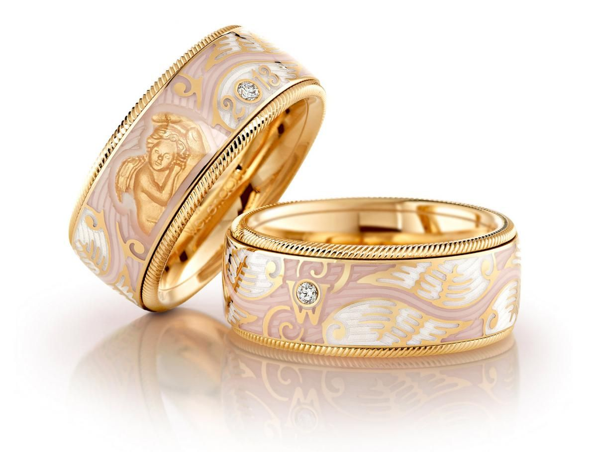 marques reconnues service durable bonne vente de chaussures Wellendorff Ring of the Year: Angel of Joy at Oster.   Jewlery