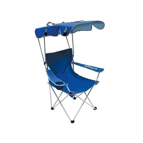 a5a678aba4 Oversize Folding Camping Chairs Heavy Duty With Canopy, Sun Shade ...