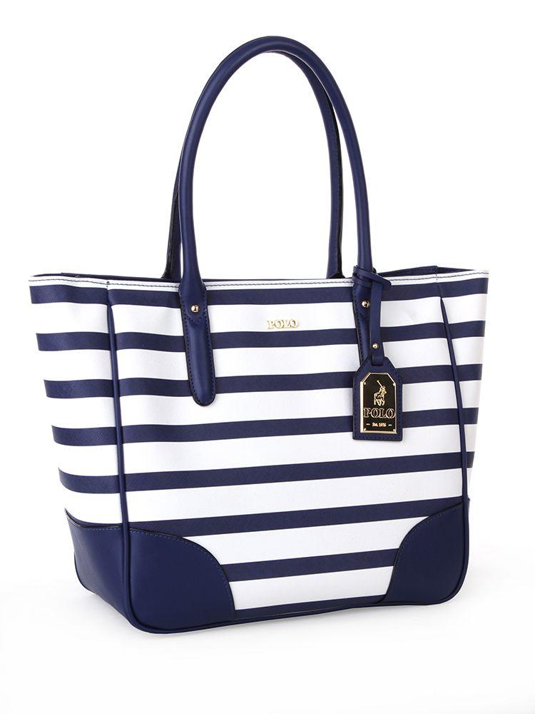 Tote - Polo Handbags & Luggage - Brands | Fashion Accessories ...