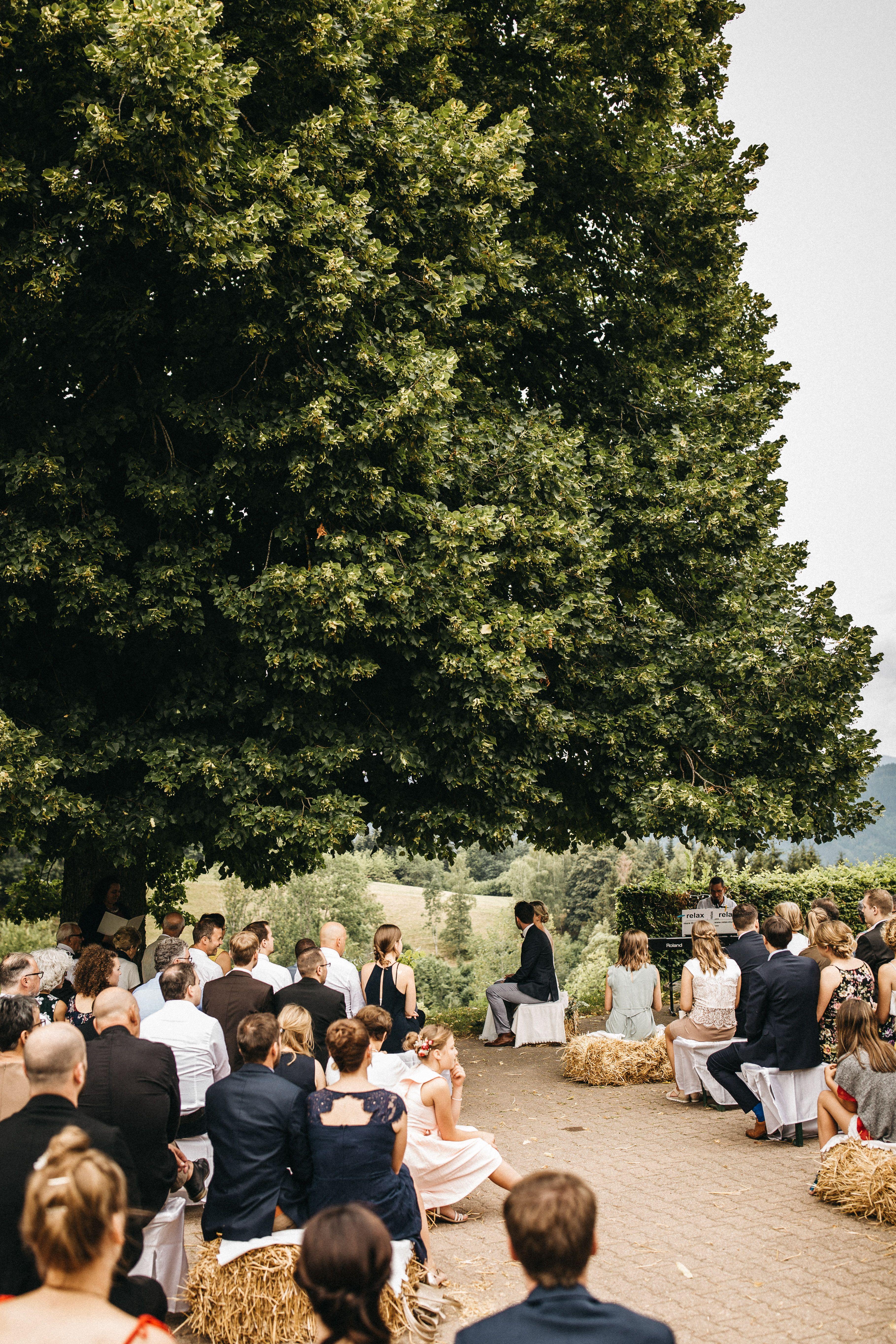 Freie Trauung Schornhof Schwarzwald Hochzeitsfotografie Trauung Hochzeit
