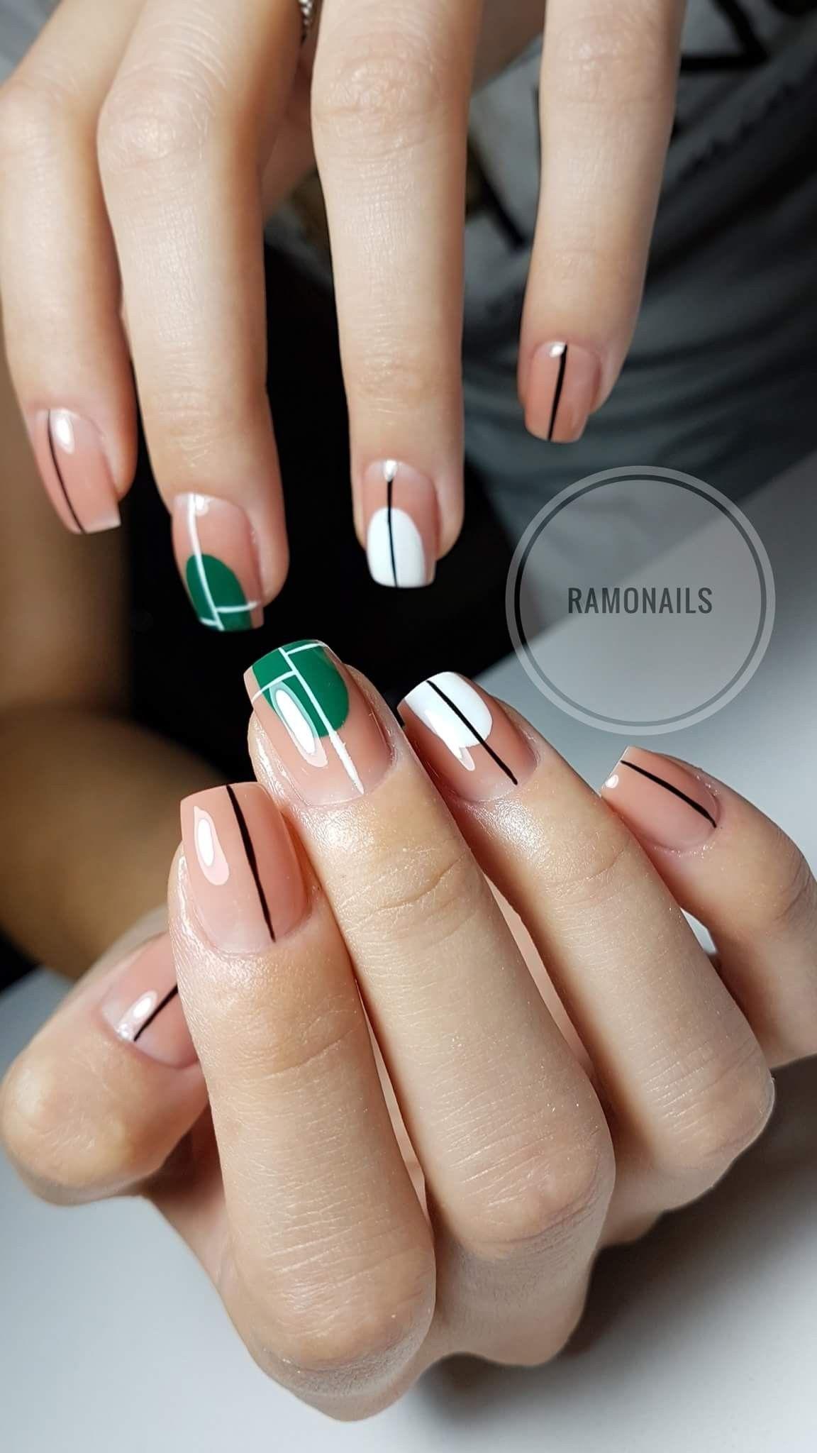 Simple Nail Designs For Short Nails November 2019 Simple Nail Art