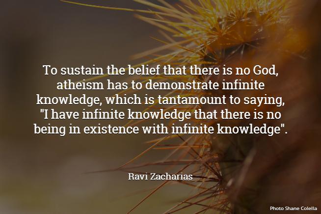 Zacharias quotes ravi 34 Ravi
