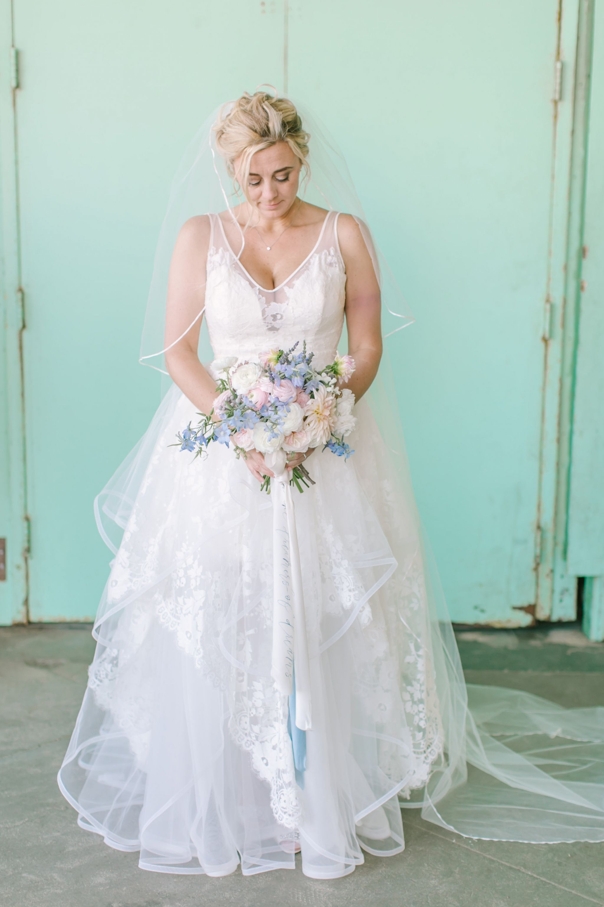 Hayley Paige Conrad, $1,700 Size: 14 | Used Wedding Dresses | That ...
