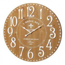 6e95c7e1163d Reloj pared marrón basic