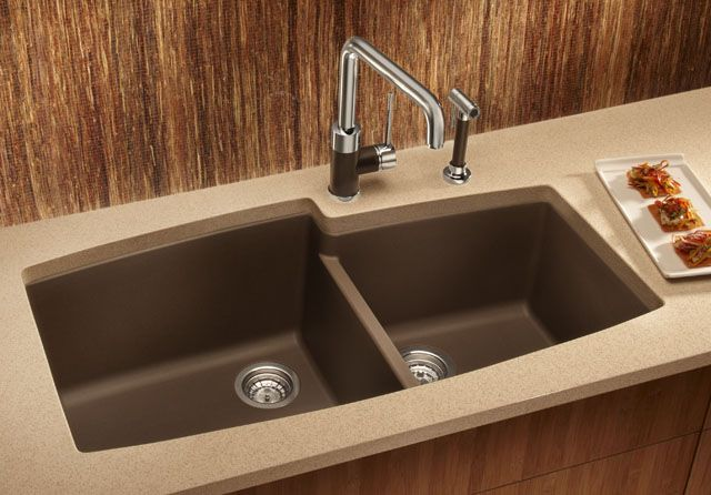 The Blanco sink is beautiful and functional | Sinks, Faucets ...