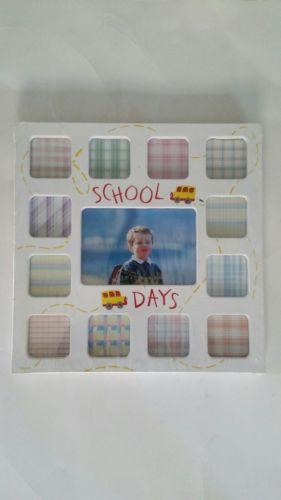 School days photo frame k-12