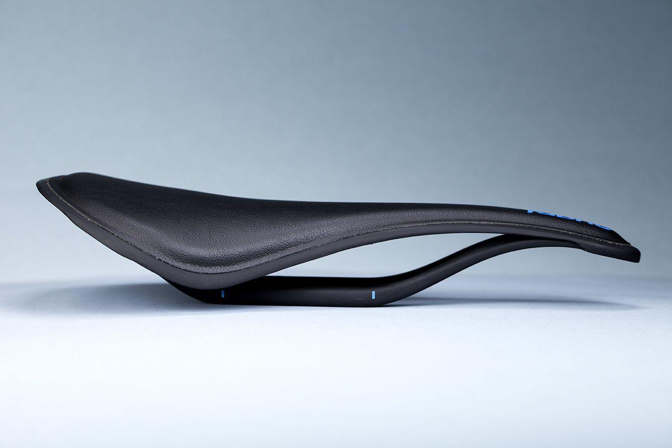 Fabric ALM saddle, top, pic: Jon Denham/Rouleur.cc