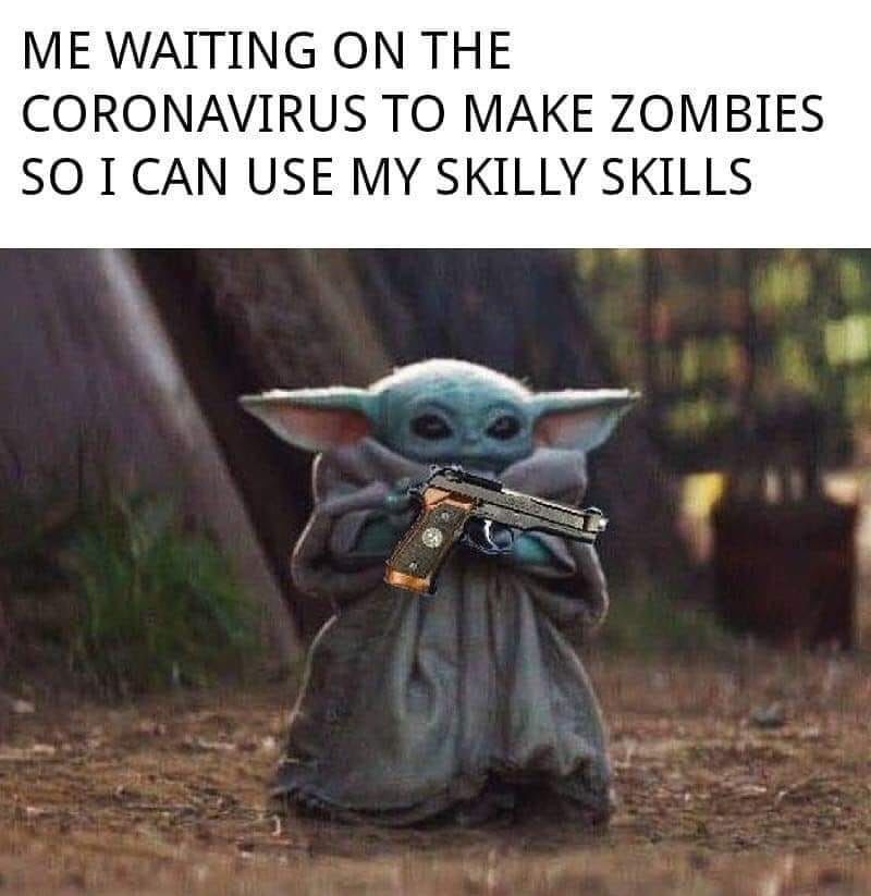 Pin By Heather Luther On Geek Pics For The Geek In Us All Yoda Funny Yoda Meme Star Wars Humor