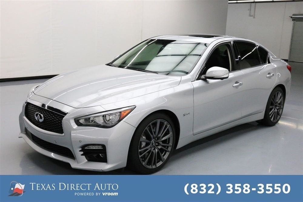 For Sale Infiniti Q50 3.0t Red Sport 400 Texas Direct