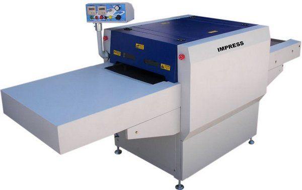 Fusing Press Machine Garment Manufacturing Continuity Machine