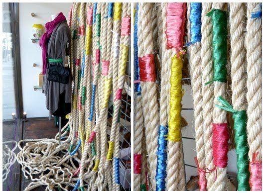 rope & thread