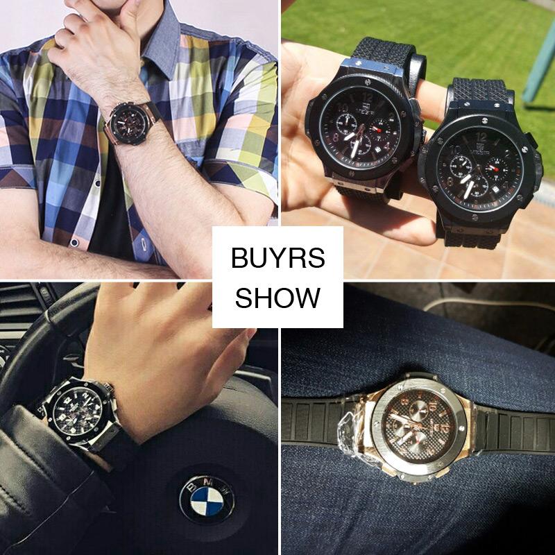 MEGIR Fashion Sport Watch Clock Men Best Offer