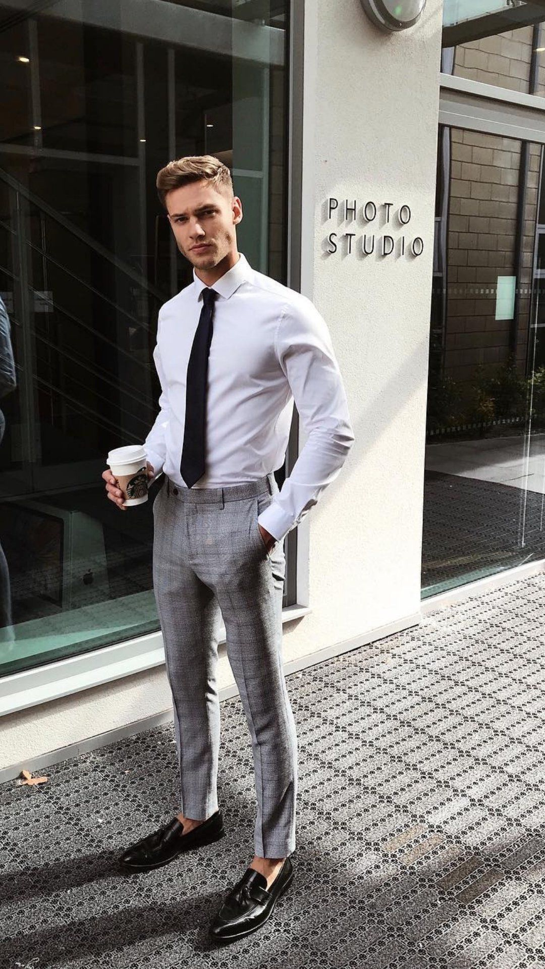 5 tenues cool avec chemise blanche pour homme  – Ryan clothes