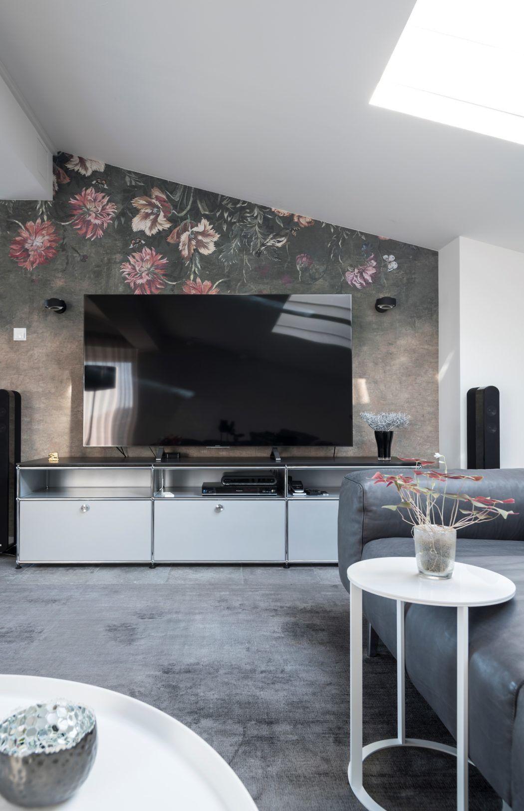Penthouse In Nuremberg By Designfunktion Nurnberg Living Room Designs Home House