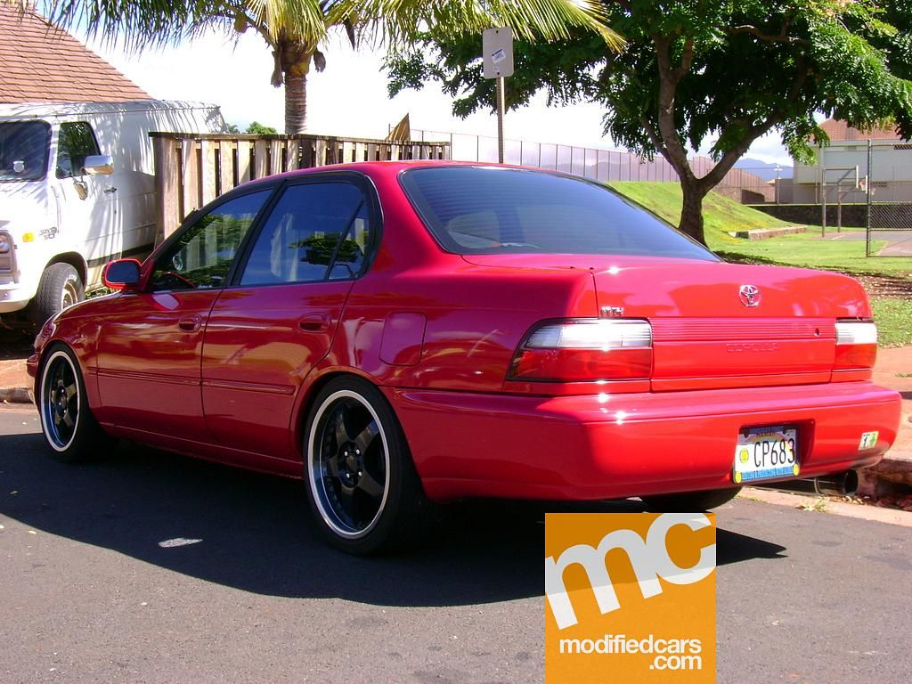 Kelebihan Kekurangan Toyota Corolla 1993 Review