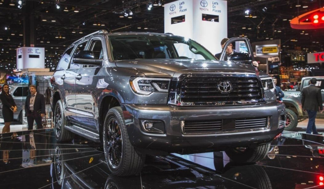 2019 Toyota Sequoia View Design, Features, Drivetrain