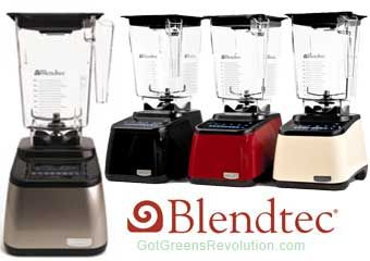 The amazing Blendtec Designer Series is here!