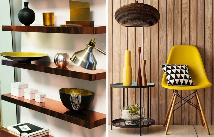 farbe ocker kombinieren goldocker, farbe ocker kombinieren – goldocker farbe des jahres 2016 im, Design ideen